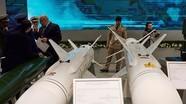 Nga ra mắt loại bom chống ngầm 'độc nhất vô nhị' Zagon-2E