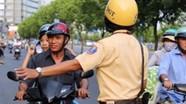 CSGT được dùng mọi phương tiện, biện pháp ngăn chặn người chống đối hiệu lệnh