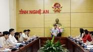 Nghệ An: Tìm giải pháp mở đường bay thường lệ Vinh-Bangkok
