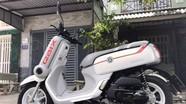 Xe tay ga kiểu dáng lạ Yamaha QBIX đầu tiên lăn bánh ở Việt Nam