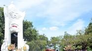 Đoàn đại biểu Nghệ An tưởng niệm các anh hùng liệt sỹ tại nghĩa trang Trường Sơn và Đường 9