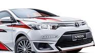 Toyota Vios phiên bản xe đua giá 452 triệu đồng