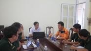 Vụ tàu chìm ở Nghệ An: Huy động thợ lặn, tàu giã cào tìm kiếm 4 thuyền viên còn mất tích