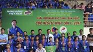 Vovinam học sinh Nghệ An đoạt 16 huy chương ở giải đấu toàn quốc