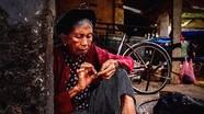 Nét riêng chợ quê vùng biển Nghệ An