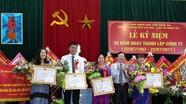 Công ty Cà phê Cao su Nghệ An kỷ niệm 20 năm thành lập