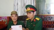 Bộ CHQS tỉnh: Thăm hỏi, tặng quà gia đình chính sách nhân ngày Thương binh liệt sỹ