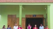 Bàn giao nhà Mái ấm tình thương cho phụ nữ nghèo ở Tân Kỳ