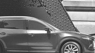 Mazda CX-8 dần lộ diện