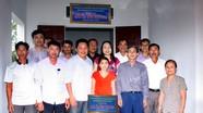 Bàn giao nhà Mái ấm tình thương cho phụ nữ  nghèo tàn tật ở Hoàng Mai