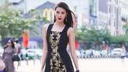 Biến hóa với thời trang gợi cảm của Lan Khuê