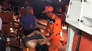 Cứu thuyền viên quê Nghệ An bị nạn trên tàu mang quốc tịch Palau