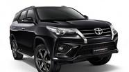 Toyota bổ sung phanh đĩa cho bánh sau Fortuner 2017