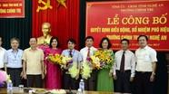 Trao Quyết định bổ nhiệm 2 Phó Hiệu trưởng Trường Chính trị tỉnh