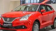 Suzuki Baleno 2017: Xe giá rẻ chỉ 331 triệu đồng