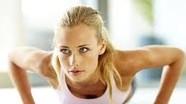 4 phút tự luyện hiệu quả hơn một giờ tập gym