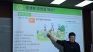 Thầy giáo Hàn Quốc mở lớp học miễn phí ở Nghệ An