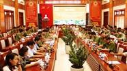 Phát động phong trào Toàn dân bảo vệ ANTQ các tỉnh miền Trung tại Nghệ An