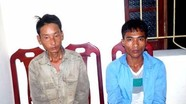 Nghệ An: Tội phạm ma túy trẻ sử dụng vũ khí 'nóng' sa lưới