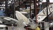Siêu bão Harvey đổ bộ, Texas (Mỹ) như ngày tận thế