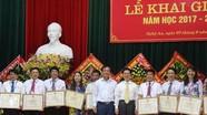 Trường Chính trị tỉnh khai giảng năm học mới 2017 - 2018