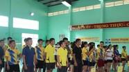 Gần 100 VĐV tham gia giải cầu lông huyện Tương Dương mở rộng