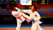 Việt Nam giành HC vàng lịch sử ở giải Karatedo Thế giới