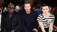 David Beckham phủ nhận dùng botox trẻ hóa da
