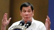 """Duterte gọi Kim Jong-un là """"thần tượng"""" và """"người hùng"""""""
