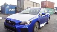 Subaru WRX STI 2018 - sedan thể thao đầu tiên về Việt Nam