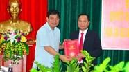 Chi cục trưởng Chi cục Kiểm lâm Nghệ An giữ chức Phó Bí thư Huyện ủy Tân Kỳ