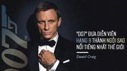 Daniel Craig: Sau 10 năm mới chịu thoát xác 'điệp viên 007'
