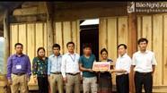 Hỗ trợ 30 triệu đồng làm nhà tình nghĩa ở Kỳ Sơn