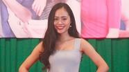 Ngắm nhan sắc thí sinh dự thi Hoa khôi sinh viên ở Trường CĐSP Nghệ An