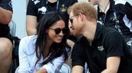 Hoàng tử Anh Harry và bạn gái xinh đẹp lần đầu công khai tình cảm
