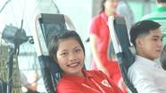 Cựu nữ sinh Đại học Vinh đăng ký hiến tạng