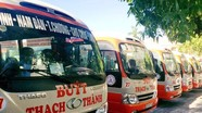 Xe buýt Thạch Thành nỗ lực đáp ứng nhu cầu của người dân