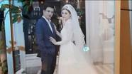 Giám đốc VTV24 Quang Minh nghẹn giọng trong lễ cưới lần 2