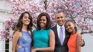 Cách Obama dạy con gái thành lãnh đạo