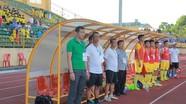 Sông Lam Nghệ An nên quên đi mục tiêu top 3 V-League để đá