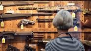 Dân Mỹ thoải mái mua và mang súng đạn ở Las Vegas