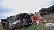 Một người Nghệ gặp tai nạn thảm khốc tại Cộng hòa Séc