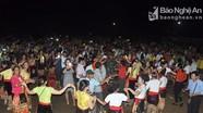 Nghệ An: Hàng nghìn người dự Lễ hội Bươn Xao