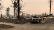 Đêm chạy cháy rừng của cô gái Việt ở California