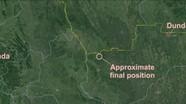 Máy bay rơi do trục trặc động cơ khiến 7 người chết ở Angola