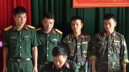 Tiểu đoàn hỗn hợp Đảo Mắt huấn luyện lực lượng dự bị động viên khung B