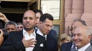 Lybia: Con trai của Đại tá Gaddafi trở lại chính trường