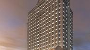 Cất nóc Tòa tháp Eurowindow 20 tầng ở Nghệ An