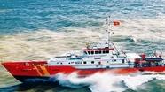 Tàu cứu nạn hàng hải SAR 273 rời biển Cửa Lò tìm kiếm 3 thuyền viên mất liên lạc trên biển