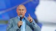 Putin kêu gọi người Mỹ tôn trọng Trump